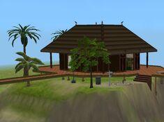 Mysterious hut