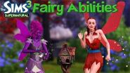 The Sims 3 Supernatural Fairy Abilities