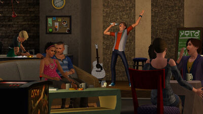 Ts3 showtime feature roll out singer 2