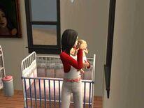 Рассвета и её дочка Лили