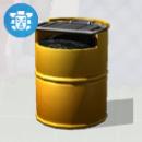 Barbacoa de barril