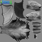 Les Sims 4 Vampires Concept Lauren Neel 3