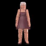 Prudence Ladentelle (Vêtement de Soirée)