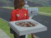 TS2 Доставщик пиццы