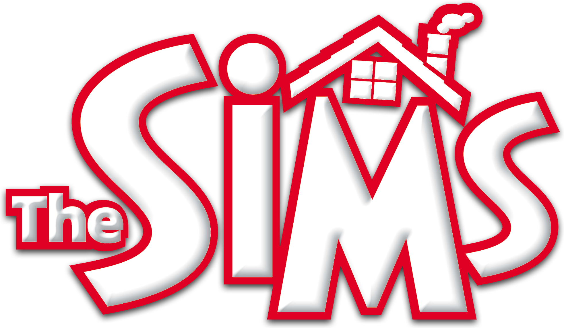 Bestand:The Sims Logo.png