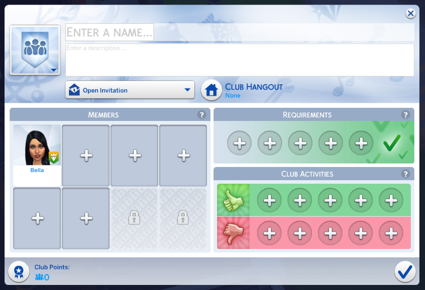 Club (The Sims 4: Get Together) | The Sims Wiki | FANDOM powered by