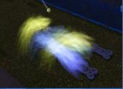 Ghost leaving