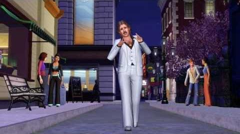 Les Sims 3 70's 80's 90's - Trailer Officiel
