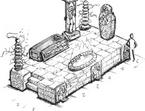 Les Sims Abracadabra Concept art 4