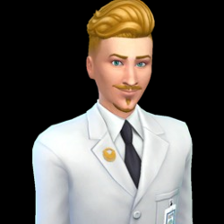 Lothaire Pipette (Les Sims 4)