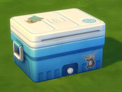 Chillville Portable Cooler