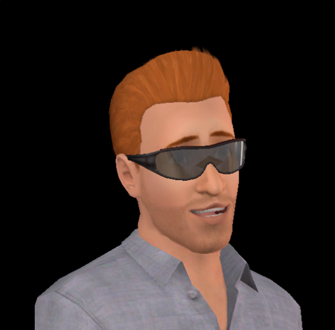 Daniel Pleasant (The Sims 3)
