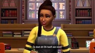 De Sims™ 4 Studentenleven Officiële gameplay trailer