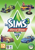 Les Sims 3 - Vitesse Ultime (Jaquette Française)