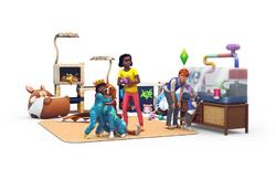 Les Sims 4 Premier animal de compagnie render 01