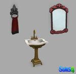 Les Sims 4 Vampires Concept Lauren Neel 13