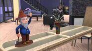The Sims 3 встречайте Марселу, профессиональный вор