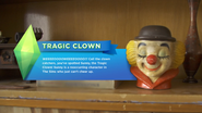 Tragic Clown TS4 Easter Egg