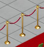 Ts1 velvet ropes