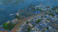 Whiskerman's Wharf overview 1
