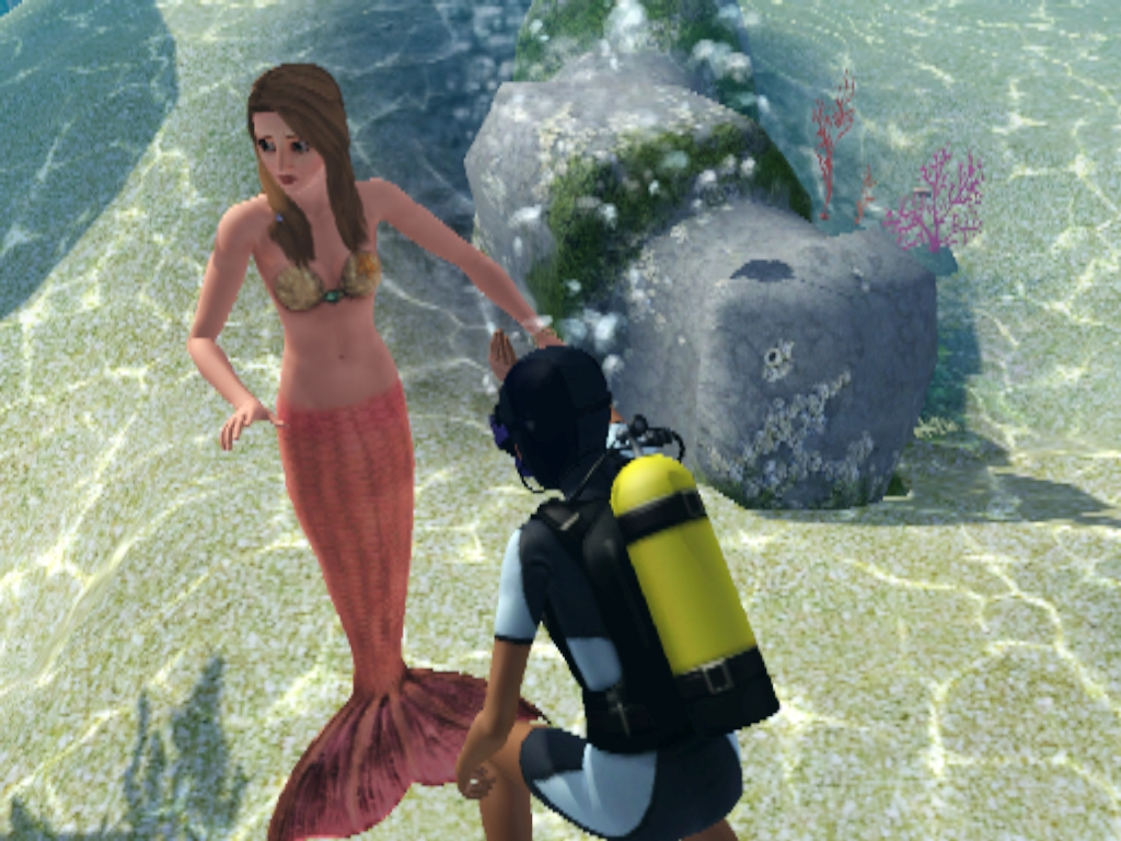 How do mermaids give birth and is it possible 85