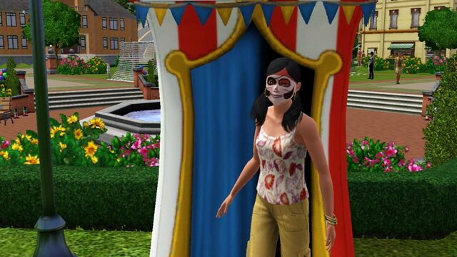 File:Festival generic - face painting booth.jpg