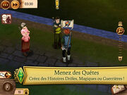 Les Sims Medieval (iPad) 3
