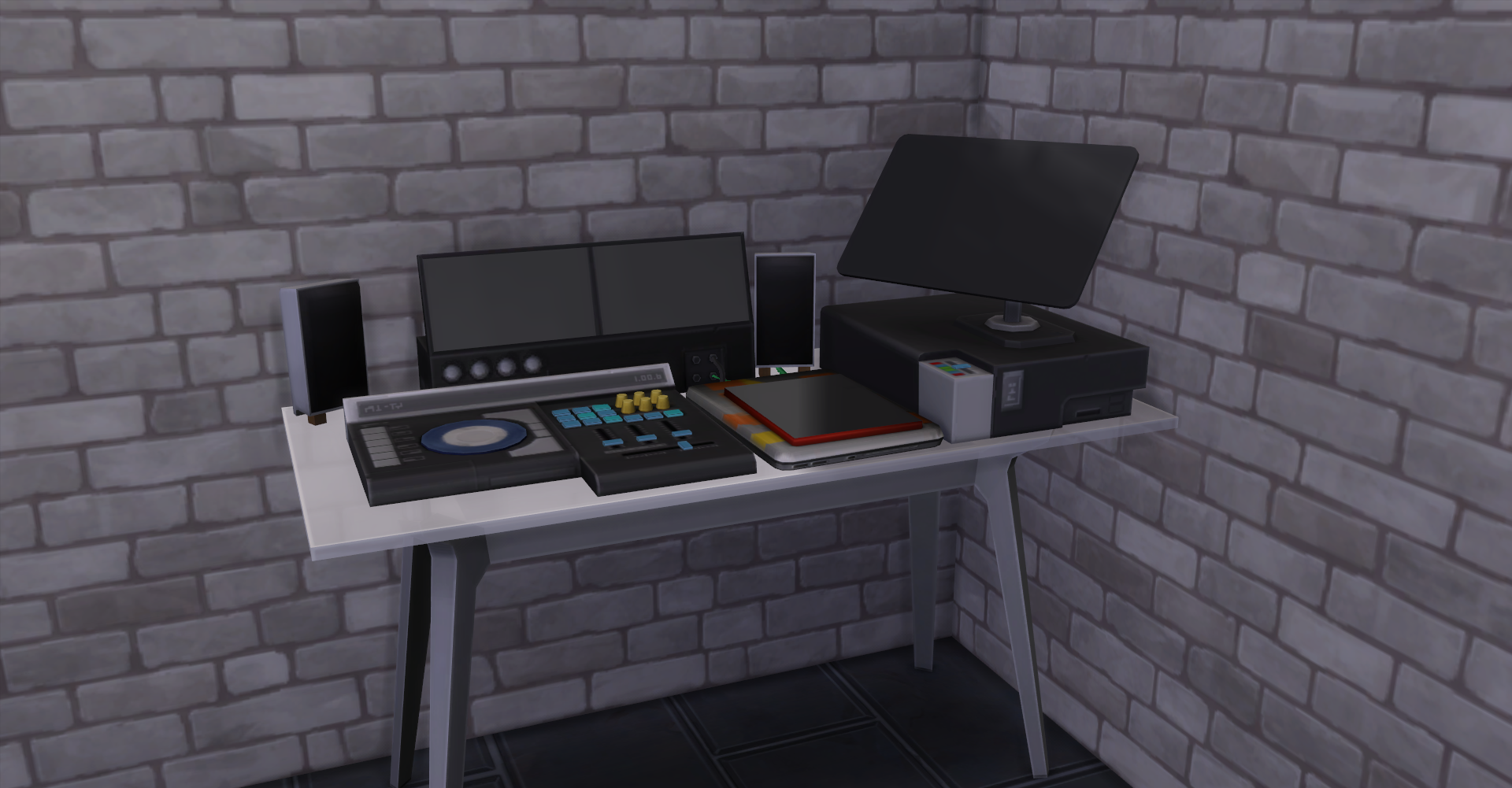 Mix Master Music Station | The Sims Wiki | FANDOM powered by