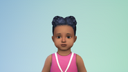 Olivia Kim-Lewis Toddler