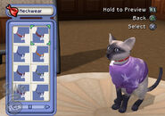 The Sims 2 Pets Console Screenshot 04
