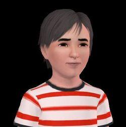 Christiaan van de Kerkhof (De Sims 3)
