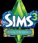 De Sims 3 Hidden Springs Logo