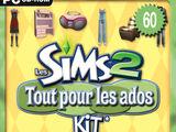 Les Sims 2: Tout pour les ados