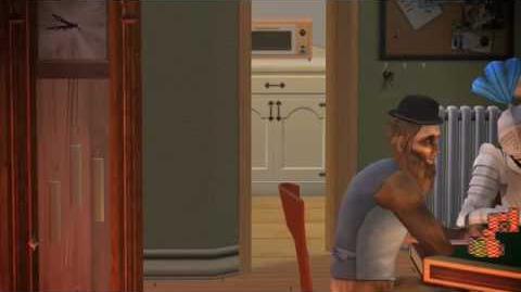 """Les Sims 2 La Vie en Appartement - Katy Perry """"Hot 'n Cold"""""""