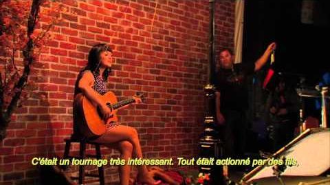 Les coulisses de la pub TV Les Sims 3 Showtime avec Katy Perry!