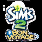 Logo Les Sims 2 Bon Voyage