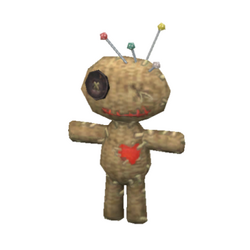 Malleable Mimic Voodoo Doll