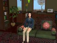 Flora Rosenås i spillet