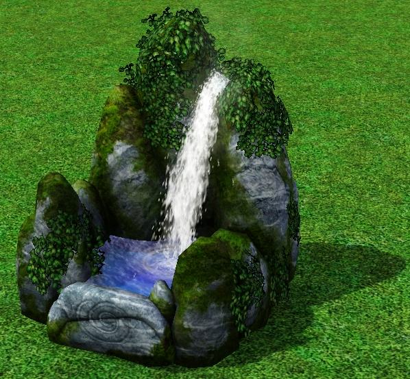 Leon's Fountain of Youth | The Sims Wiki | FANDOM powered by