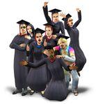 Les Sims 2 Académie Render 19