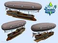 Les Sims 3 Showtime Concept art 20