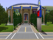 Llama Memorial Stadium