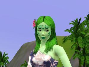 Plantsim in the Sims 3