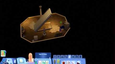 Sims 3 World Adventures Karnak Ruins with text