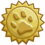 TS4 golden paw icon
