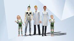 The Beaker Family