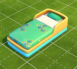 The Littlest Big Bed