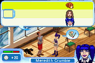 The Sims 2 Pets GBA Screenshot 08