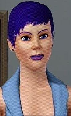 The Sims 3 - Anna Pinkerton 06