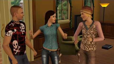 The Sims 3 Meet Marcela, master thief-0